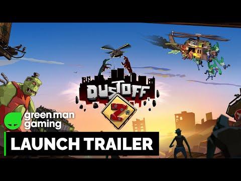 Dustoff Z - Launch Trailer