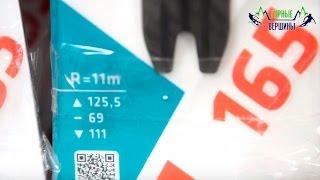 Видео: Как выбирать трассовые горные лыжи с малым радиусом