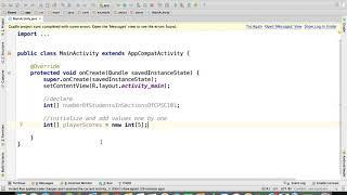 Java - Declare and Initialize Integer Arrays  | Arrays in Java