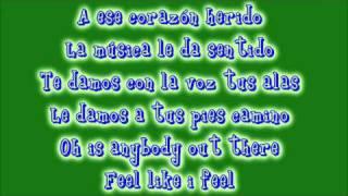 Alejandro Sanz Ft. Alicia Keys - Looking for Paradise With Lyrics In HD