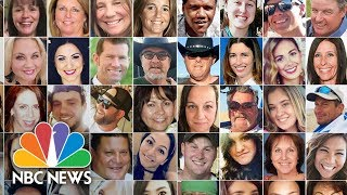Remembering The Las Vegas Shooting Victims   NBC News