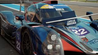 Michelin Le Mans Cup - Paul Ricard