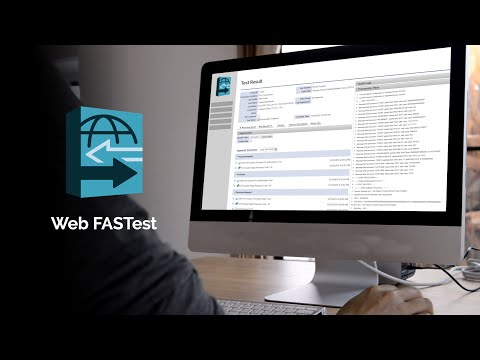 Web FASTest: On-Demand Payments Testing Anytime, Anywhere