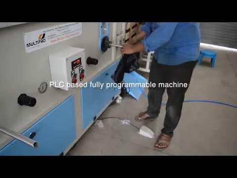 Automatic Jacket Filling Machine / Padded Jacket Stuffing Machine