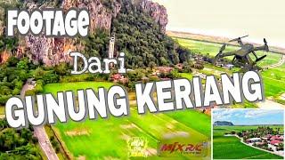 Footage Dari Gunung Keriang/MJX BUGS 20 EIS