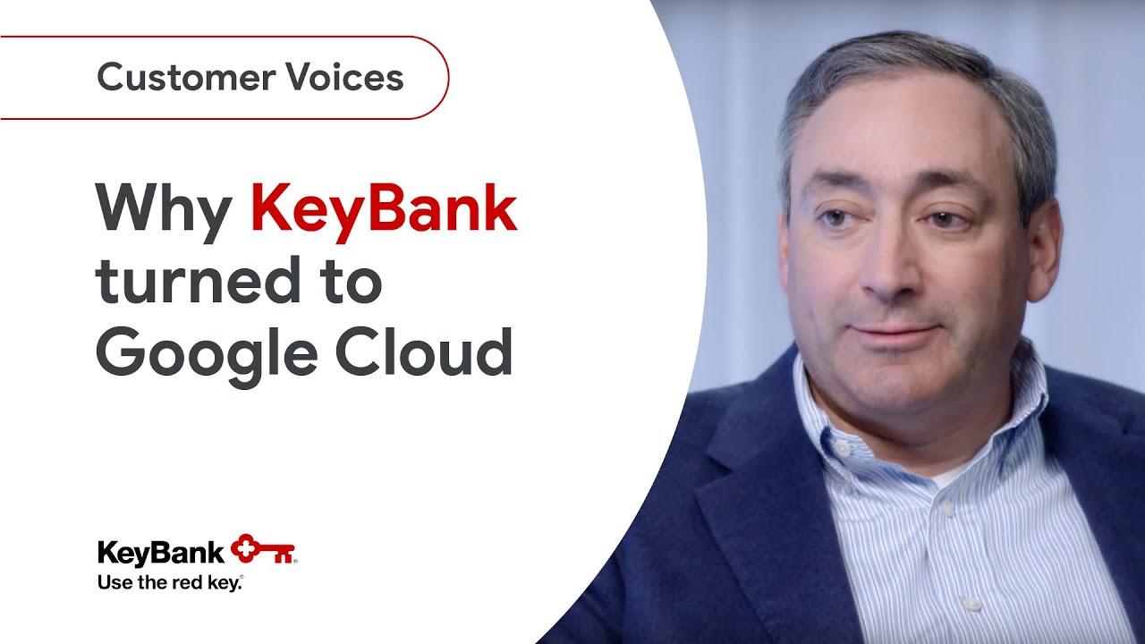 KeyBank's roots trace back 190 years, and it is one of the nation's largest bank-based financial services companies, with assets of approximately $137.7 billion. Hear from Keith Silvestri, CTO, KeyBank, and Kaustabh Das, VP HyperFlex, Cisco Systems, on how KeyBank is using Anthos on HyperFlex to help them deploy a modern infrastructure framework with hybrid connectivity and multi-cloud application deployment.