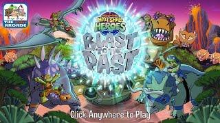 Teenage Mutant Ninja Turtles: Half-Shell Heroes - Blast To The Past (Gameplay, Playthrough)