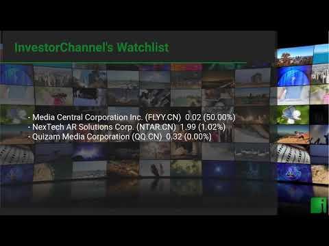 InvestorChannel's Media Watchlist Update for Thursday, Sep ... Thumbnail
