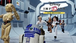 Disney Infinity 3.0: Rise Against The Empire - Part 1 (Xbox One Gameplay, Playthrough)