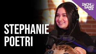 Stephanie Poetri Talks Do You Love Me, Touch, I Love You 3000 w/ Jackson Wang & 88rising