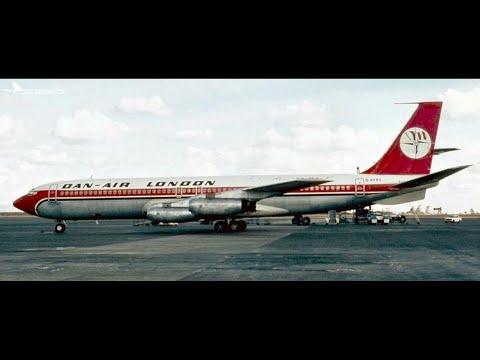 Air Disasters - Deadly Design (1977 Dan-Air Boeing 707 crash)