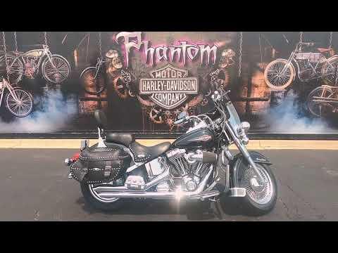 2006 Harley-Davidson Heritage Softail Classic Firefighter SE FLSTC