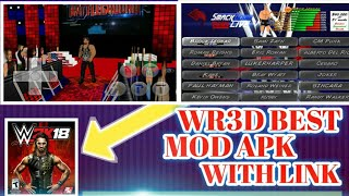 wrestling revolution 3d wwe mod 2k20 download link - 免费