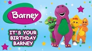Barney - Happy Birthday Barney!