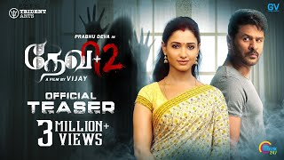 Devi 2 - Official Teaser