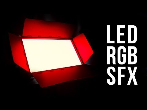 A light that does (almost) ANYTHING | LEDGO G260 LED RGB Light Review