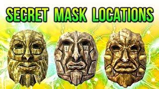 Skyrim Secrets: All Mask Armor Locations (Forgotten Seasons Guide).