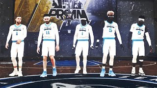 how we beat the #1 ranked team on NBA 2K19…