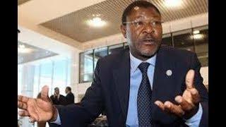 HABARI ZA HIVI SASA:  Moses Wetangula ang'olewa
