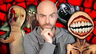 5 Paranormal SCPs That Will Haunt You thumbnail