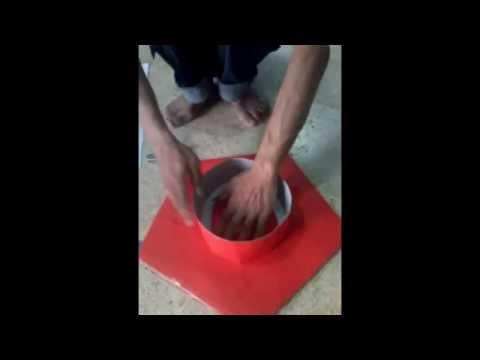 Video Tutorial Pembuatan Topi Toga - Part 2