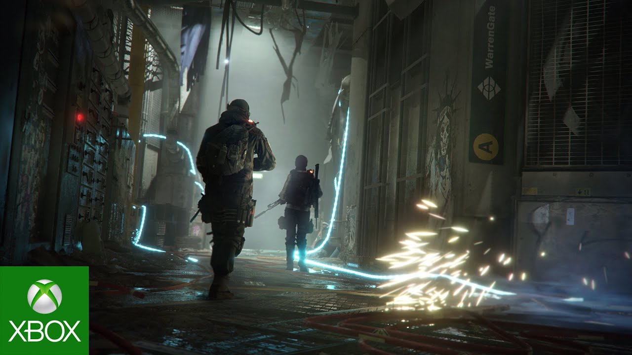 Tom Clancy's The Division Trailer: Underground – Expansion 1