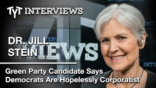 "Green Party Candidate Jill Stein on Bernie, Hillary & a ""Green New Deal"" (Interview w/ Cenk Uygur)"