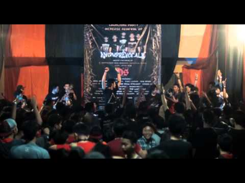 "Aniph Prevocalic - Launching Party ""Increase Renewal EP"" (Full Live)"