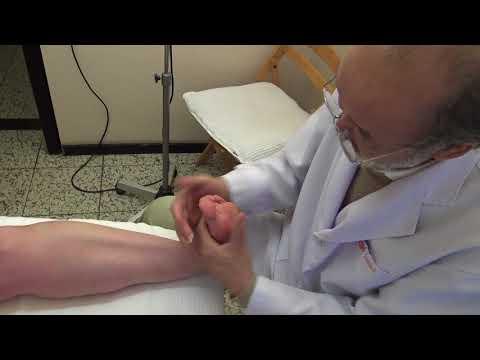 Hüftgelenk-Krankheit und Behandlung