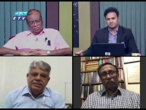 Ekusher Rat || বিষয়: করোনা; সংক্রমণ ছাড়ালো আড়াই লাখ || 08 August 2020 || ETV Talk Show