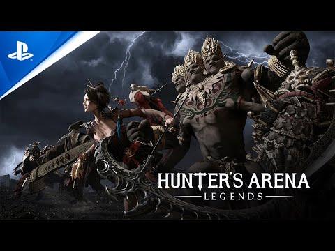 Hunter's Arena: Legends Trailer