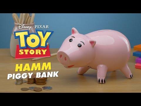 Świnka skarbonka Toy Story - Hamm