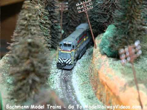 Bachmann Model Trains Reviewed