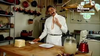 Tu Cocina (Yuri de Gortari) - Pan de cazón