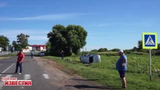 В ДТП под Курском погибла 17 летняя девушка