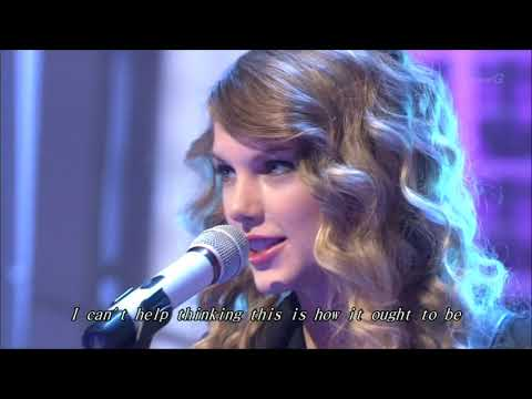 taylor swift - you belong with me # Japan