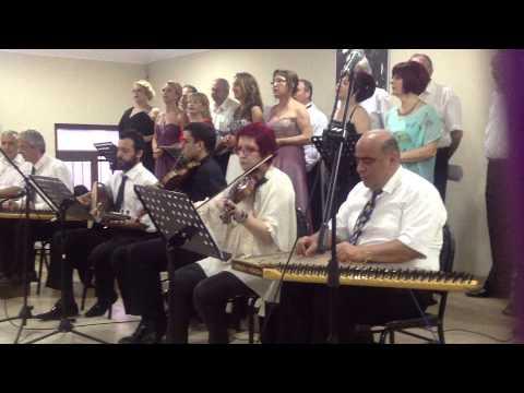01- Karciğar Fasıl - Kartal Musiki Derneği - Şef Çağdaş Suseven - Balkanlılar Derneği