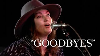 Angie Bruyere & the Deserters Perform 'Goodbyes'