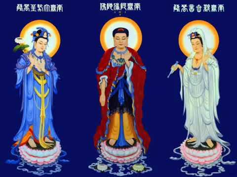 มหากรุณาธารณีสูตร (Mantra of Avalokitesvara)