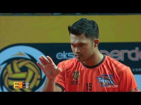 Kuala Lumpur Thunder Vs Melaka Titans   STL 2016 Regular Season   6 Nov