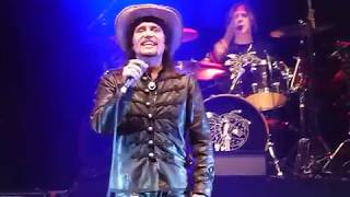 "Adam Ant ""Young Parisians"" Leeds Arena 27 May 2017"