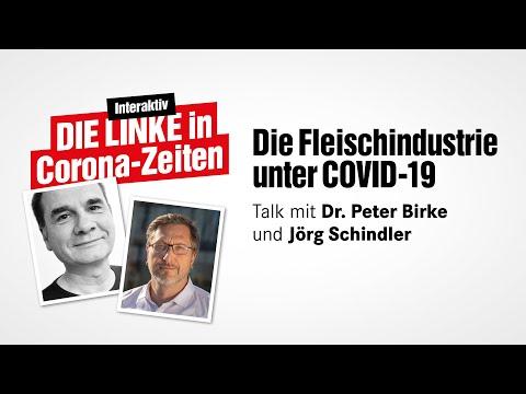 Corona macht es sichtbar: Die Ausbeutung in der Fleischindustrie - Talk mit Jörg Schindler