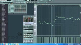 Basshunter - GPS Fl Studio