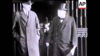 Mr Chamberlain's Funeral