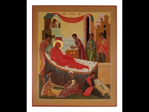 Сильная молитва при рождение ребенка