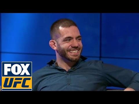 Tom Gallicchio speaks after defeating Eddie Gordon on TUF 25 | TUF TALK