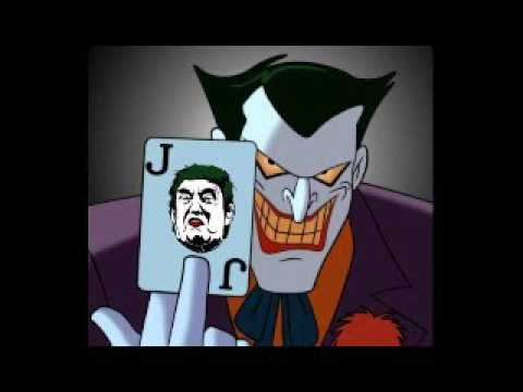 Joker (Mark Hamill) Donald Trump vs Meryl Streep