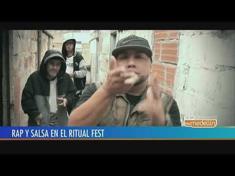 Ritual Fest, una fiesta decembrina a ritmo de rap y salsa - Telemedellín