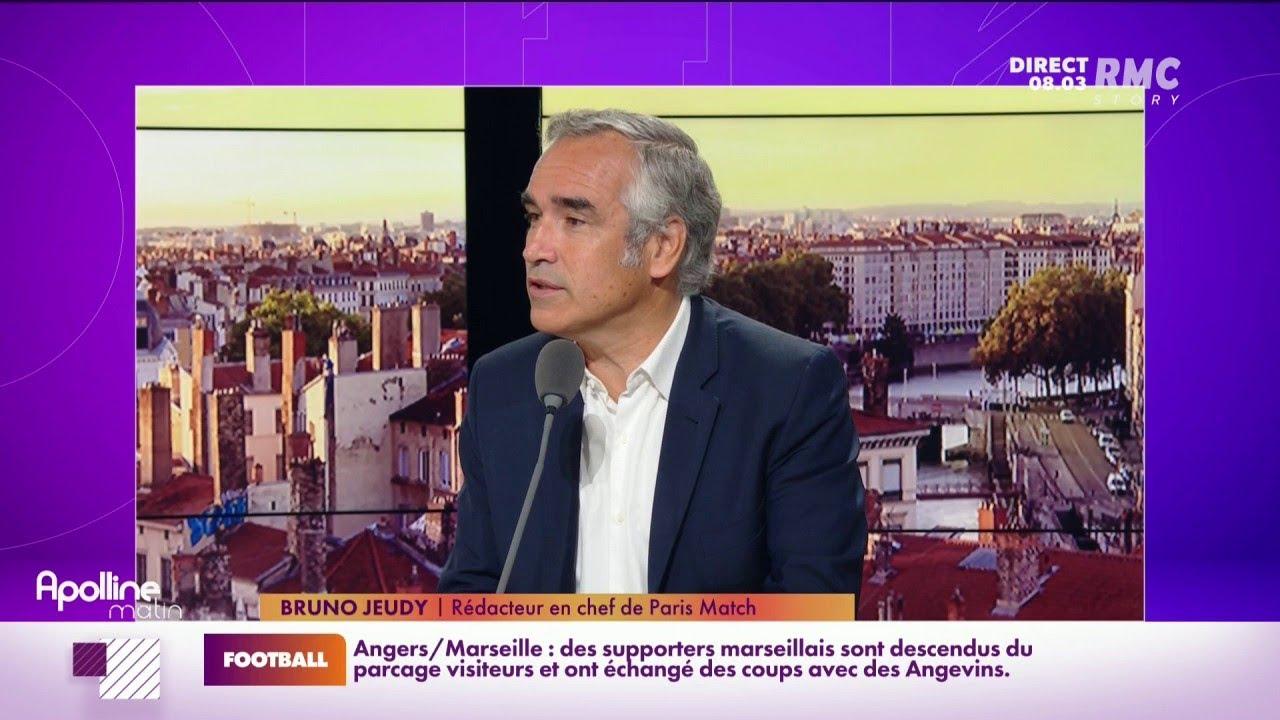 """Photos privées d'Éric Zemmour: """"Il s'agit d'une photo volée"""", assume Bruno Jeudy de Paris Match"""