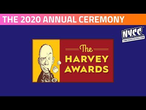 The 2020 Annual Harvey Awards Ceremony